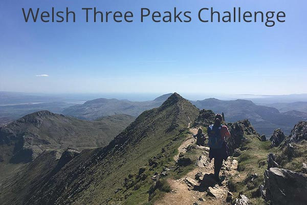 The Welsh Three Peaks Challenge