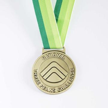 National Three Peaks Medals from the Three Peaks Shop